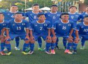 La Azulita triunfa en su debut en torneo UNCAF