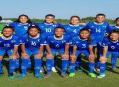 Selección sub 15 femenina derrota a Jamaica en torneo de la Concacaf