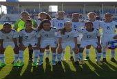 La sub 15 femenina sufre abultada derrota ante Estados Unidos