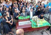 El último adiós a Vidal Hernández