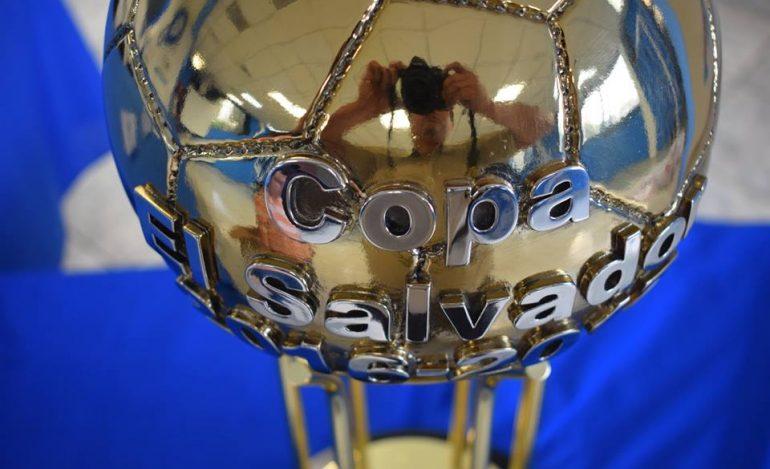 Una sorpresa en Copa El Salvador