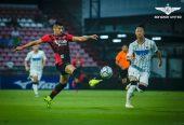 Primer Gol de Bonilla con Bangkok United