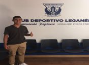 Gerson Reyes fichó por equipo de la liga española