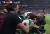 Un salvadoreño fue protagonista de la semifinal del Mundial