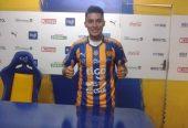 Tamacas firmó con el Luqueño