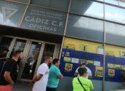 """Expectación en Cádiz por llegada de """"Mágico"""" González"""